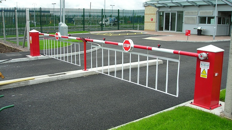 Royal Victoria Hospital, Belfast – Replacement Car Park Barriers
